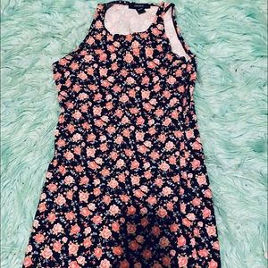 Forever 21 Floral Bodycon Dress 💕